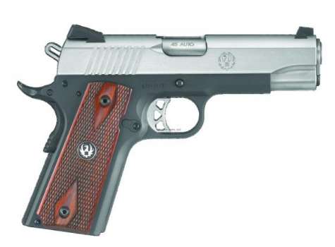 RUGER 6711 SR1911 single 45 acp