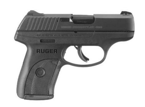 Ruger 3235 9MM